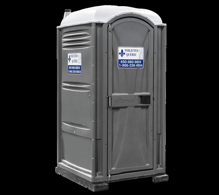 Regular Portable Toilet | Armal Model : Toilettes Québec
